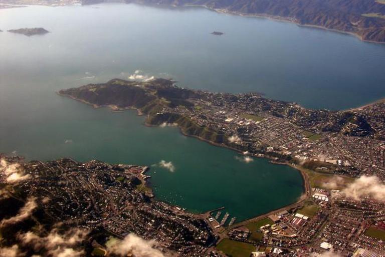 Evans Bay, Wellington, New Zealand | © Phillip Capper/Flickr