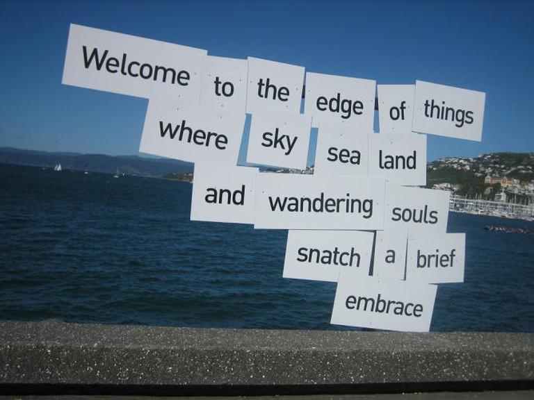 Jervois Quay, Wellington | © justclaire/Flickr