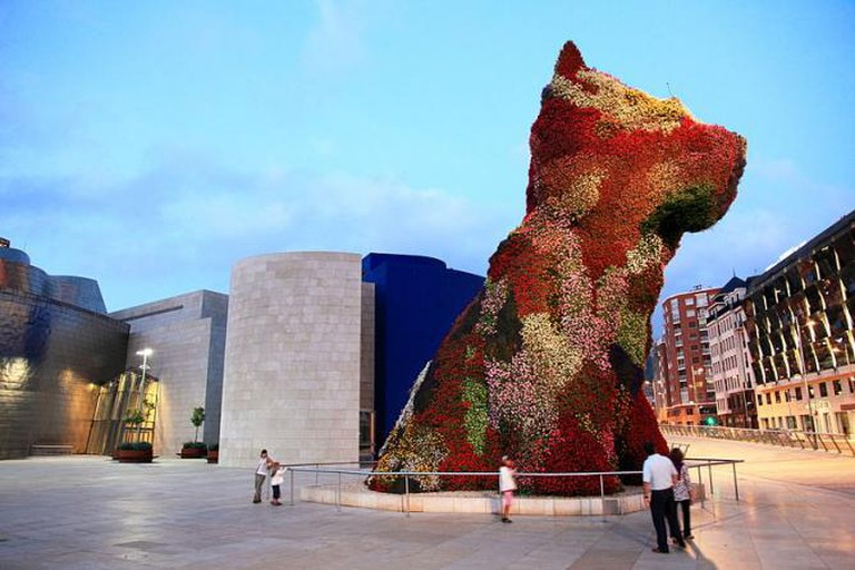 Jeff Koons, Puppy