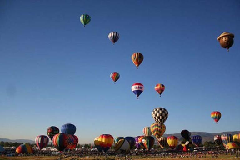 The Great Reno Balloon Race | © Ken Lund