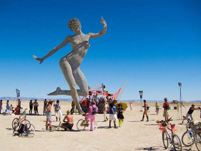 Burning Man | © Geoff Stearns