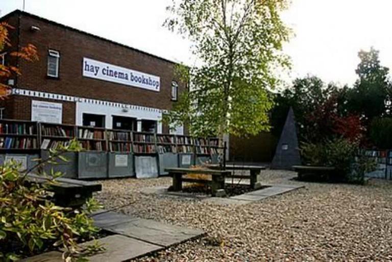 Hay Cinema Bookshop