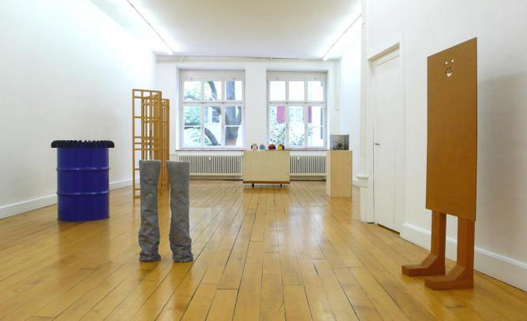 STAMPA Basel Installation