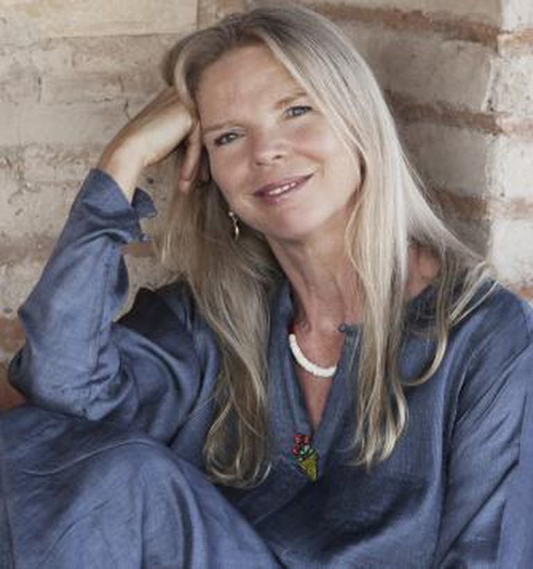 Marrakech Biennale 2014 Vanessa Branson, President and Founder