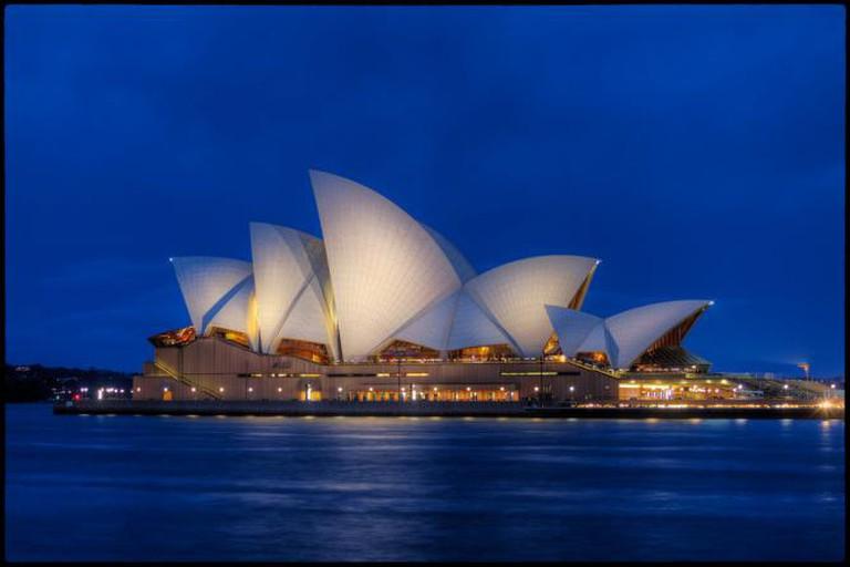 Sydney Opera House © Pedro Szekely/Flickr