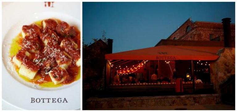 Images courtesy of Bottega Napa Valley