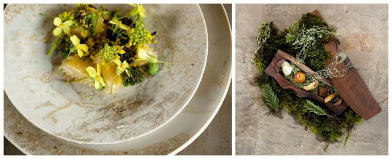 Images courtesy of The Restaurant at Meadowood