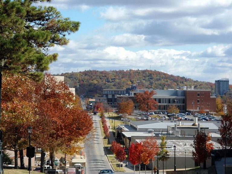 Fayetteville Town