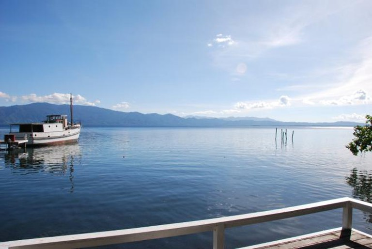 Views of the Milne Bay in Alotau | © Manuel Hetzel/WikiCommons
