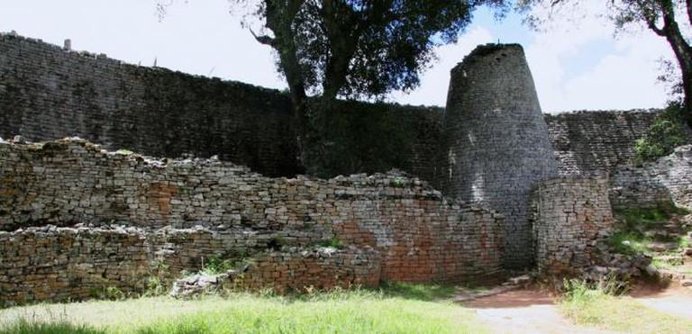 Zimbabwe City Ruins