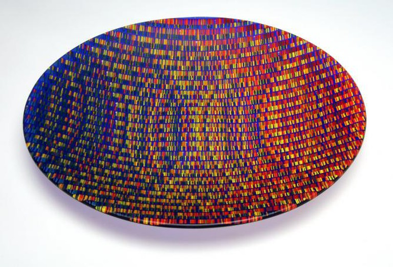 Jest Gallery, Fused Glass Artist, Richard Parrish