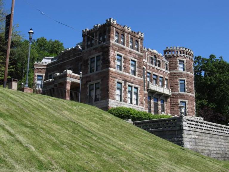 Lambert Castle, Paterson, New Jersey