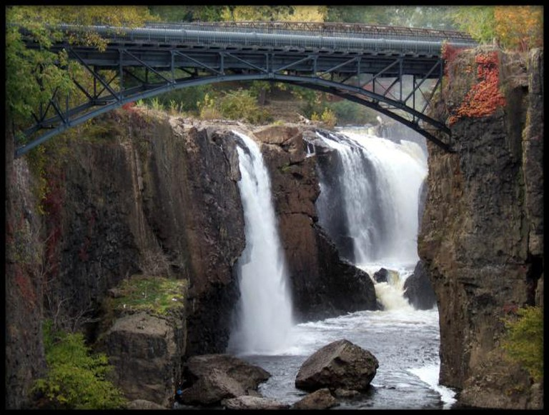 Paterson Waterfall