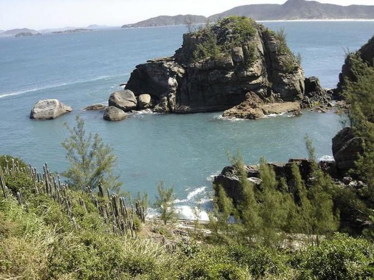 Buzios Coastline
