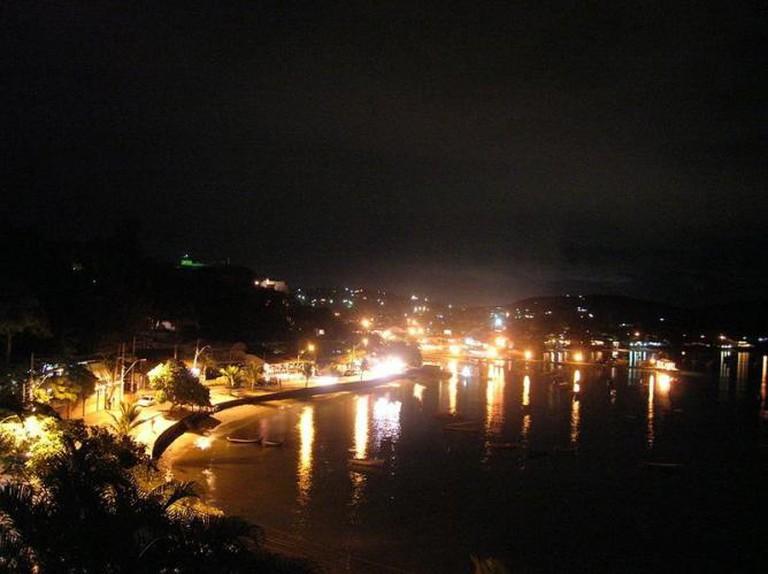 Nightview of Buzios