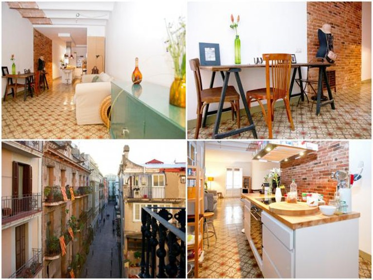 Stay in Gràcia's Most Beautiful Airbnb listed Apartments