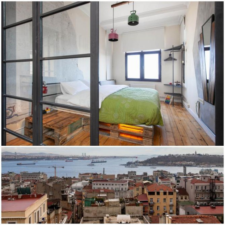10 Favourite Places to Stay in Istanbul: Galata, Karaköy and Beyoğlu
