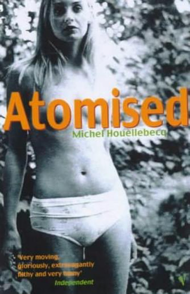 houellebecq atomised