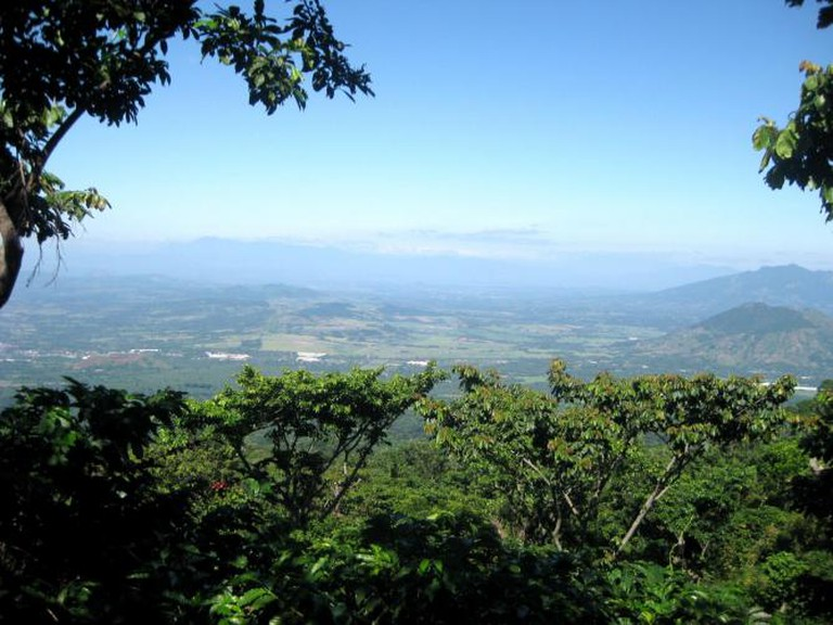 La Pampa Volcan