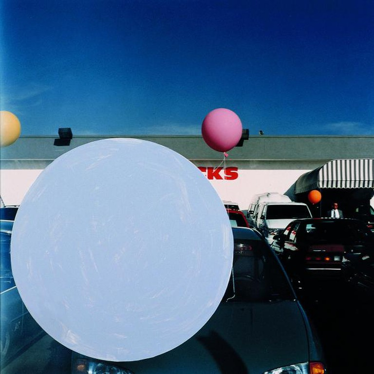 John Baldessari, National City | Image courtesy of Richard Levy Gallery
