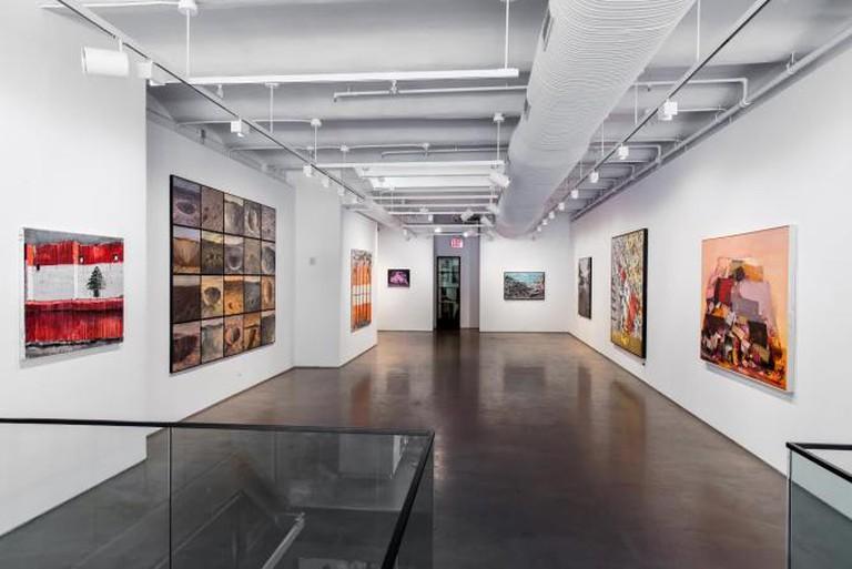 Taymour Grahne Gallery 'Thin Walls' installation shot | Photograph by Scott Rudd
