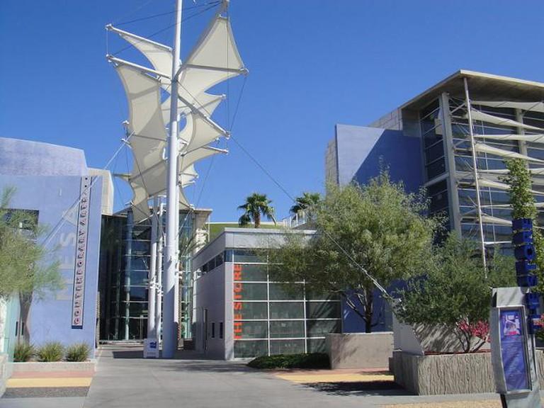 Mesa Contemporary Art gallery