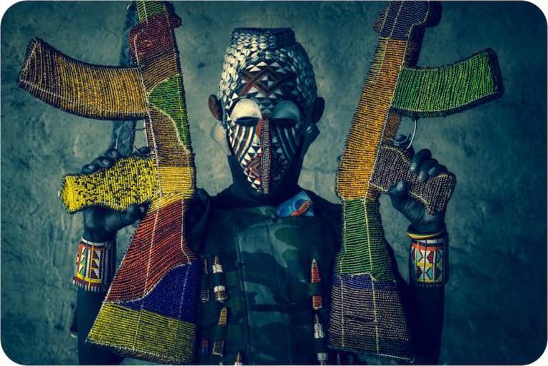 Hondo – War (Shona) © Ralph Ziman