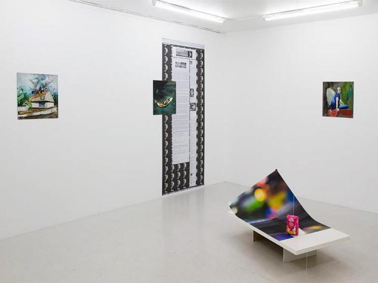 Endre Aalrust, Das Unbehagen in der Kultur, installation view, Grunerlokka Kunsthall, 2013   Photo by Endre Aalrust/Courtesy Grunerlokka Kunsthall & Endre Aalrust