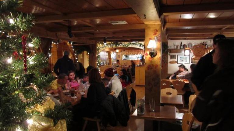 Andreas Keller Restaurant