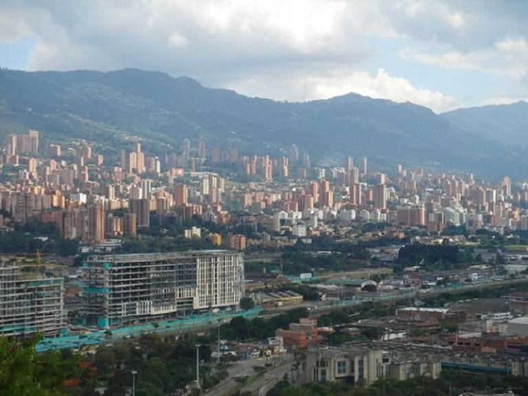 Medellin Panoramic