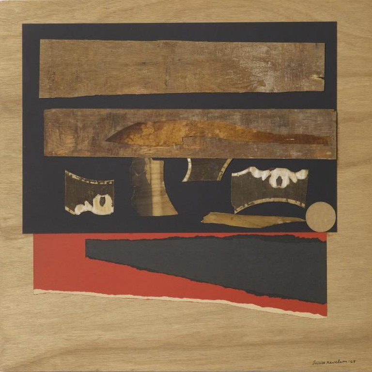 Nevelson, Untitled, 1968