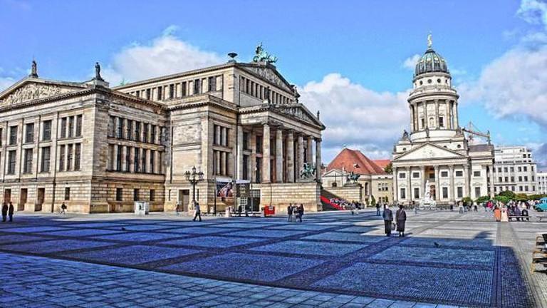 Gendarmenmarkt   © Guido Radig/WikiCommons
