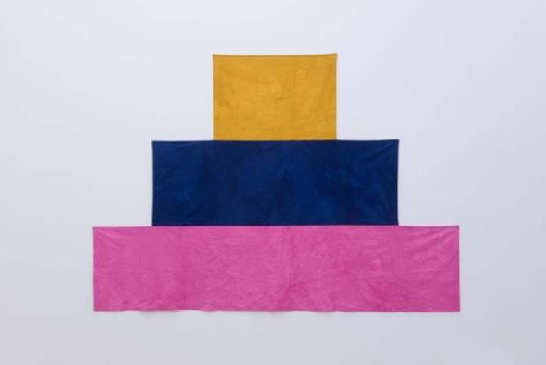 Mai-Thu Perret, Untitled (Stack I), 2014