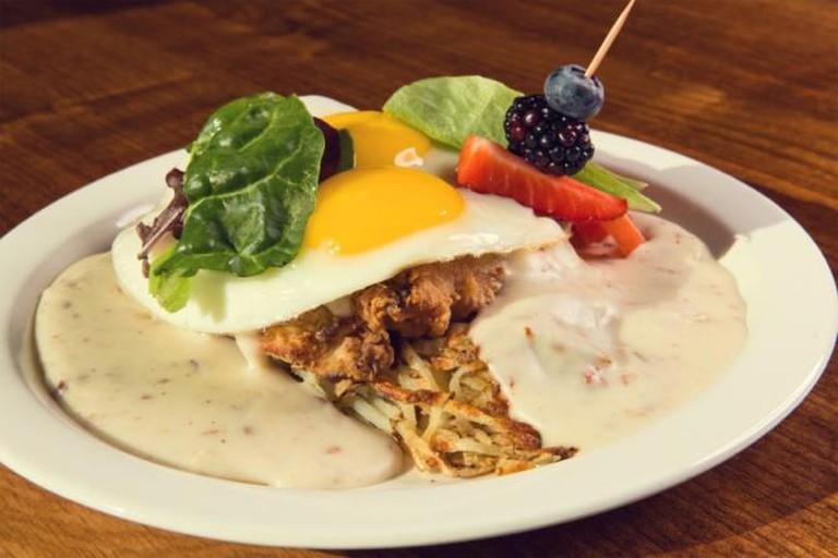 Kentucky Fried Chicken/Courtesy of MTO Café