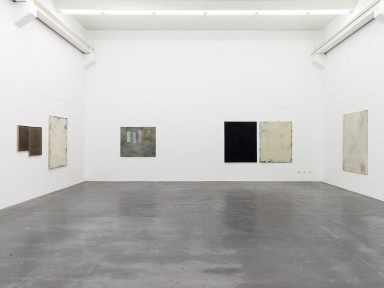 Galerie Nagel Draxler's Unfinished Season exhibition (2013)