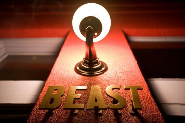beast restaurant portland