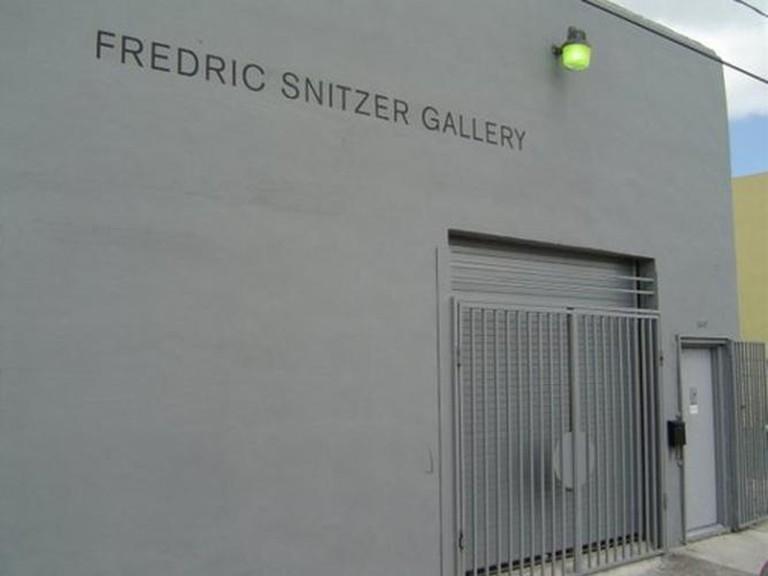 Image Courtesy of Fredric Snitzer Gallery
