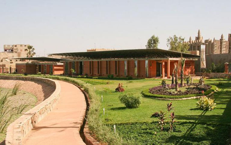 Kéré Centre for Earth Architecture, Mopti | © GandoIT/ WikiCommons