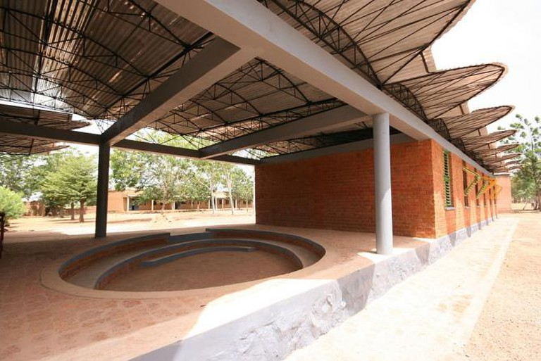 Kéré Secondary School Dano | © GandoIT/ WikiCommons