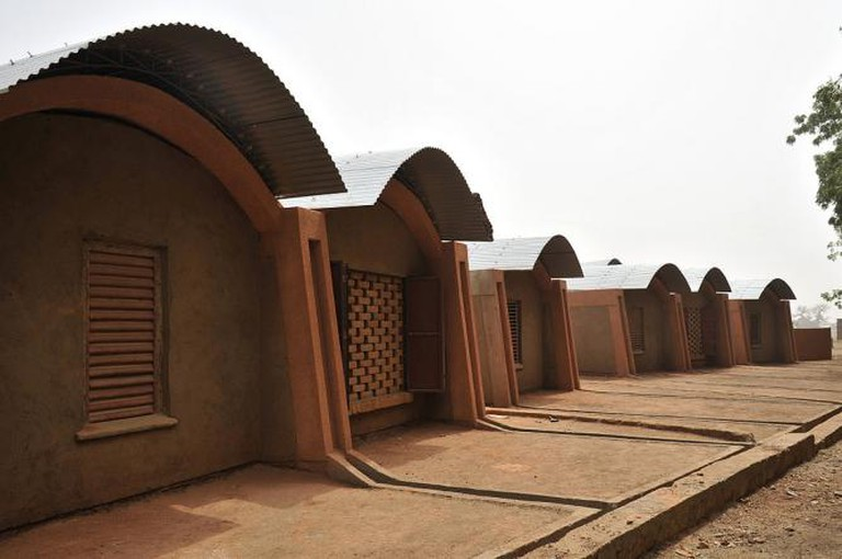 Kéré Teachers' Accommodation, Gando | © GandoIT/WikiCommons