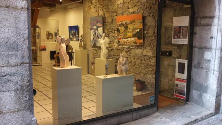 La Galerie Ruffieux-Bril