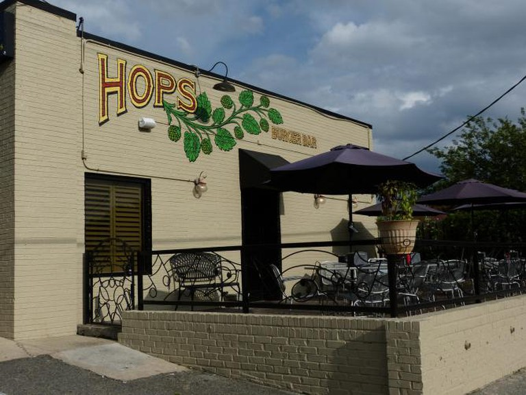 Hops Burger Bar