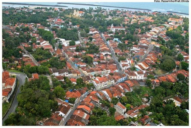 Olinda Old Town | © Passarinho/Prefeitura de Olinda/Flickr