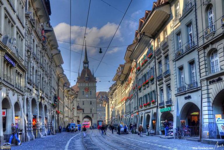 Bern, Switzerland   © MorBCN/Flickr