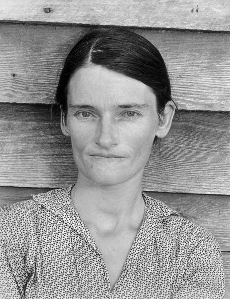 Walker Evans, 'Allie Mae Burroughs', c. 1935