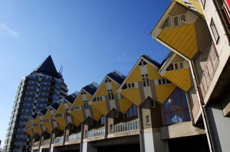 Cube-Houses | © Jan van der Ploeg