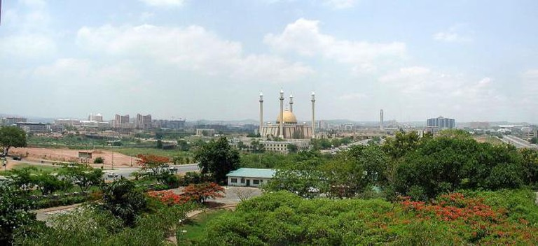 Grand Mosque Abuja| © Jeff Attaway/Flickr