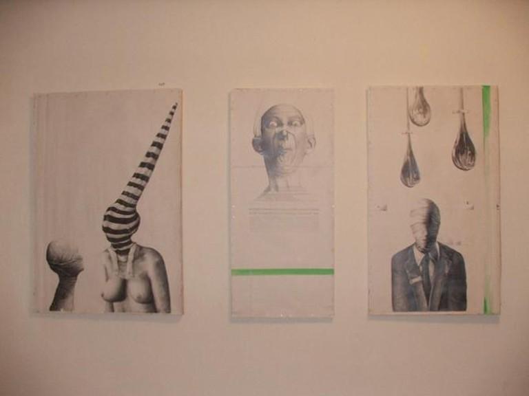 Lucian Szekely Exhibition