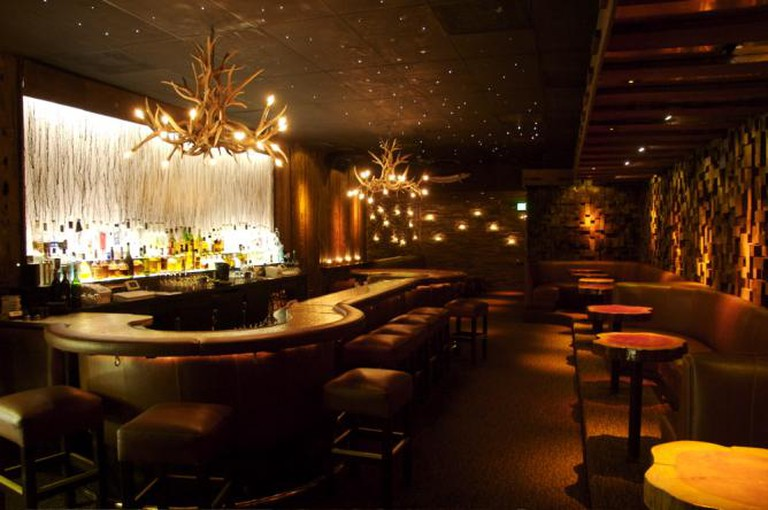 The Woods | Courtesy of Vintage Bar Group