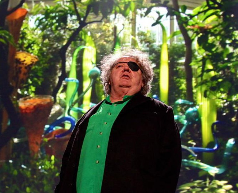 Dale Chihuly at TED